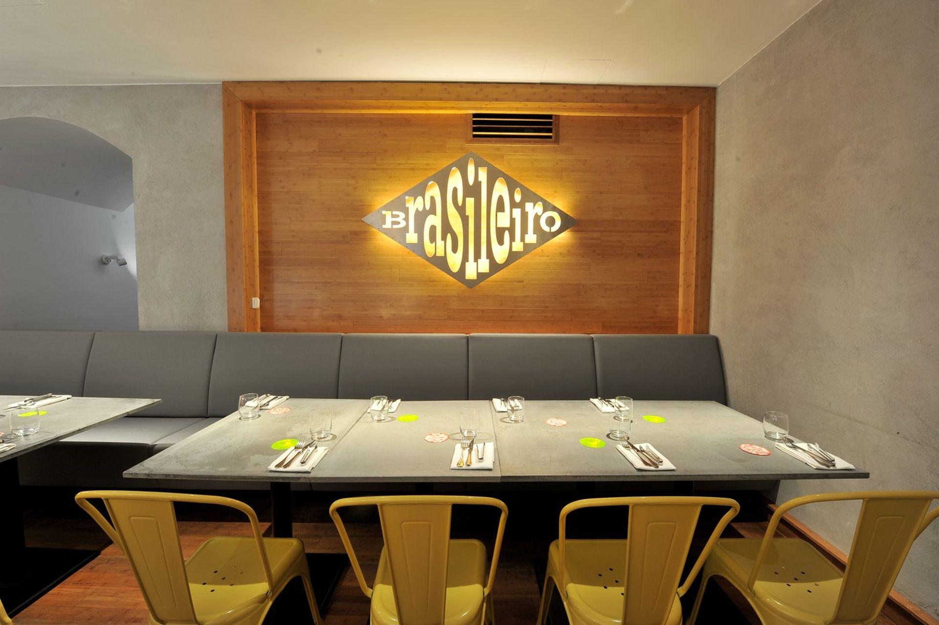 Restaurace Brasileiro Slovanský dům