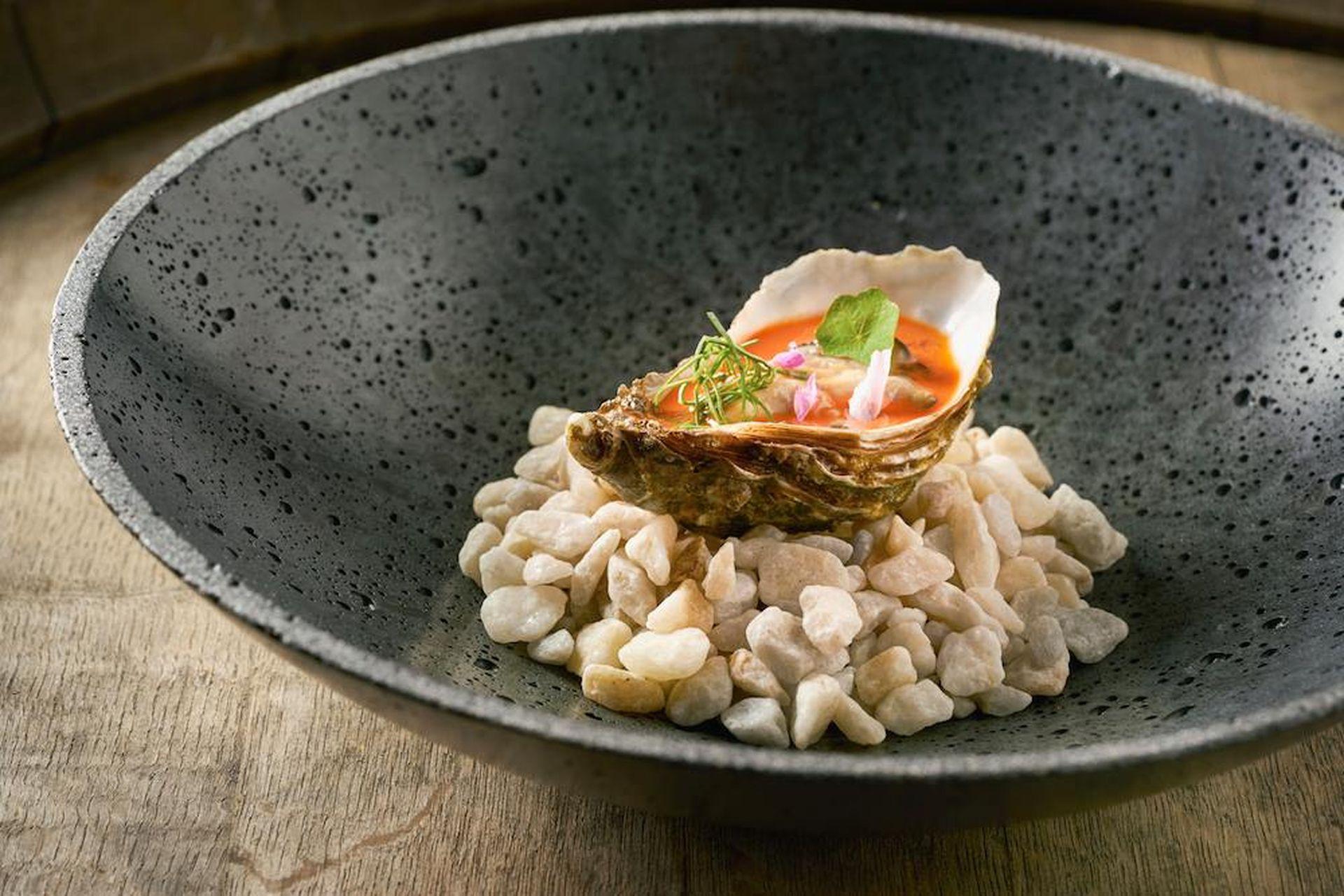 Restaurace Zdenek's Oysters bar, Praha