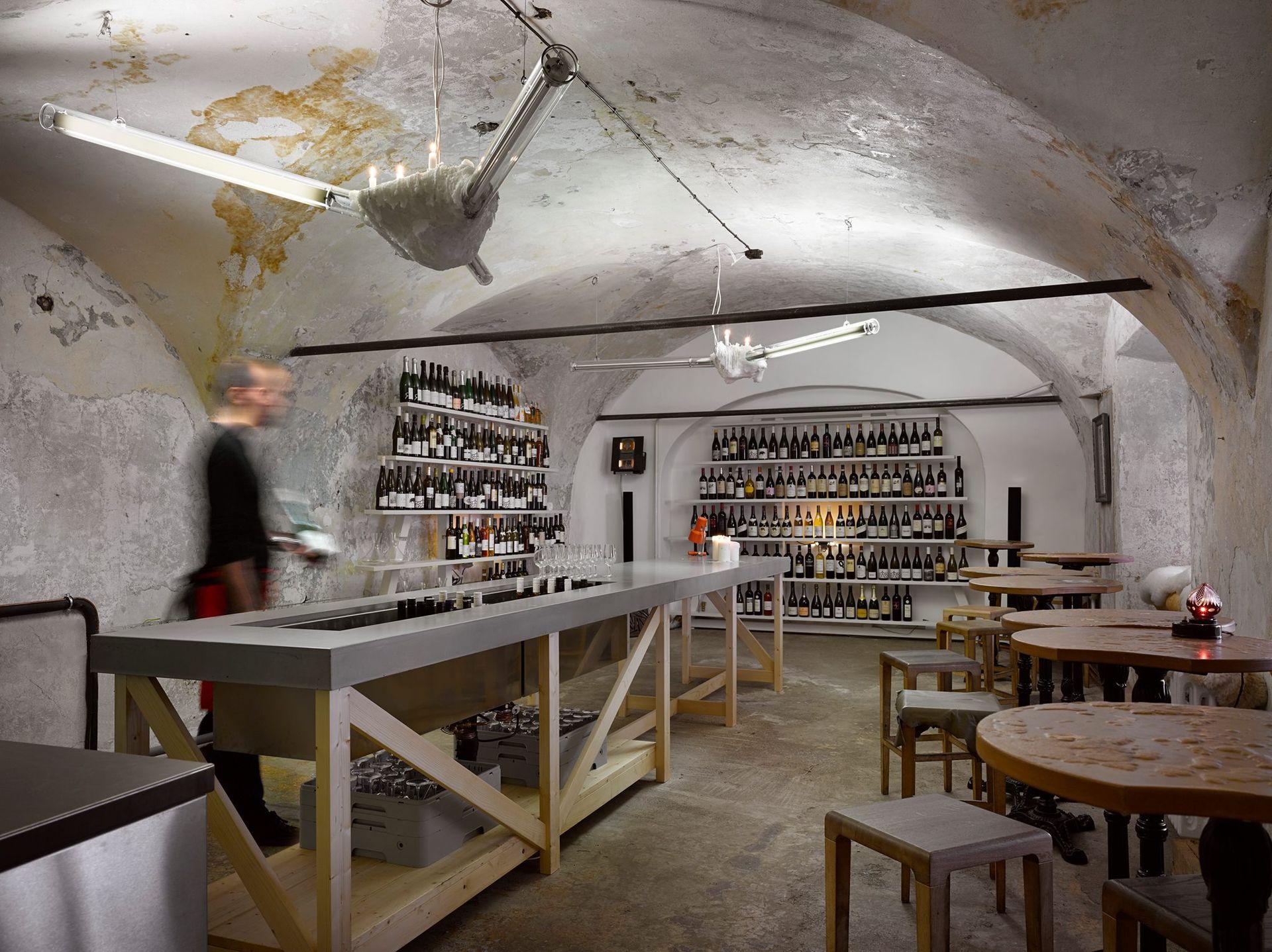 Weinstube Bokovka Ambiente
