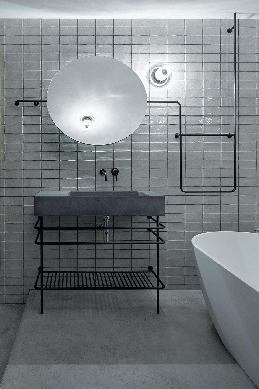 Untypisches Waschbecken, Prag, FORMAFATAL