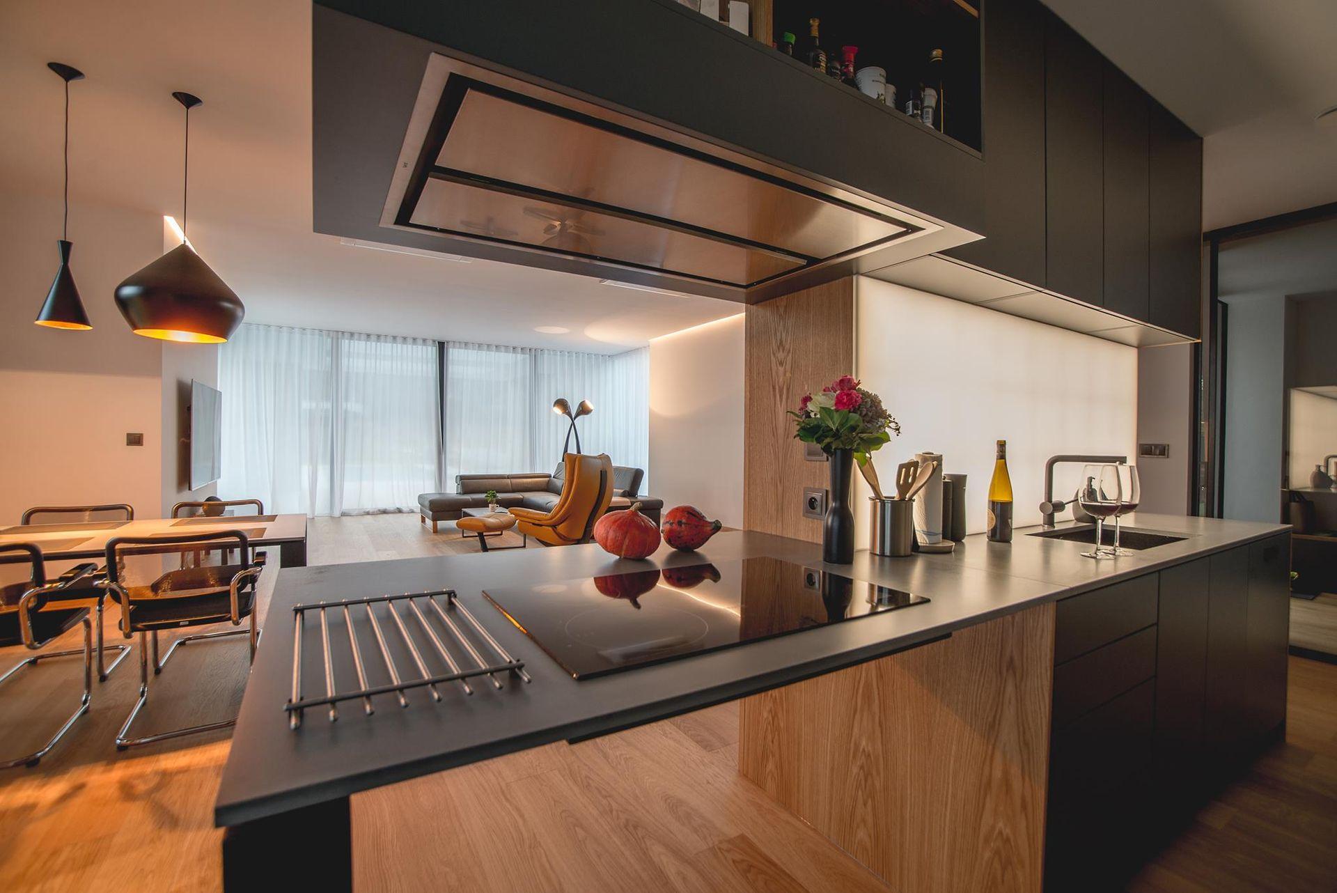 Kuchyňská pracovní deska, Brno